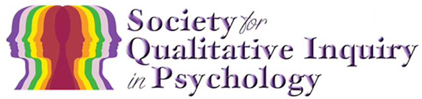 The Society for Qualitative Inquiry in Psychology Logo
